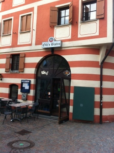 Olli´s Bar: Mitten in Aalen / Olli´s bar is located in the middle of Aalen