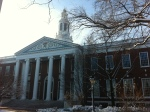Baker Library, HBS