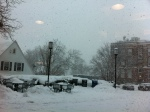 Snow Day at Tufts