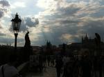 Die Karlsbrücke in Prag. Hier hatte ich ein wunderschönes Wochenende mit meiner Freundin Juli.