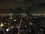 Der Blick bei Nacht ist beeindruckend. Ich schätze, es werden täglich 10.000 Selfies hier gemacht :-)