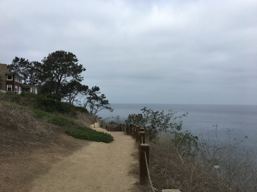 Walk to the LaJolla Coast